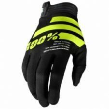 New 100% iTrack Glove Motocross Flo Yellow/Black S M L XL